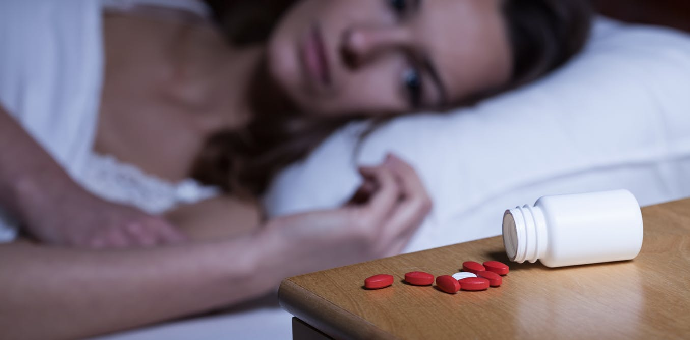 Treat Insomnia with Nitrazepam Tablets Available Online