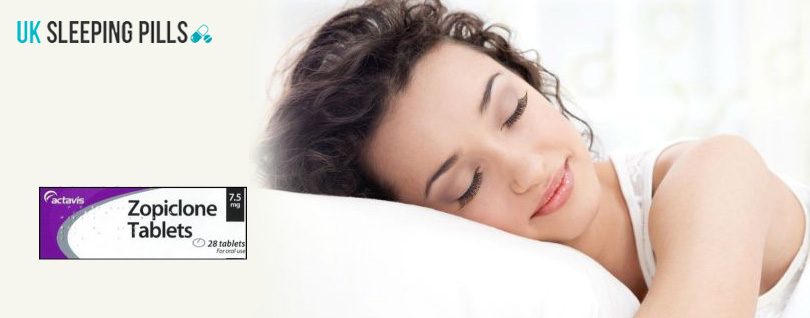 Buy Zopiclone for a Sound Night's Sleep
