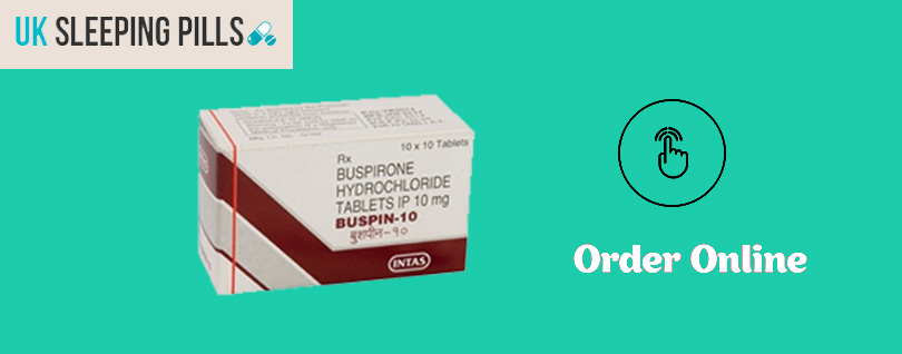 Buy Buspirone 10mg Tablets Online and Save