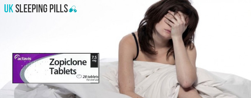 Zopiclone 7.5mg : the Answer to Disrupted Sleep