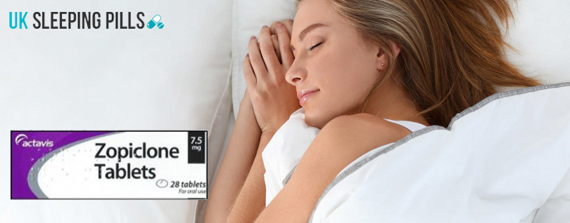 Buy Zopiclone Online to Sleep Peacefully