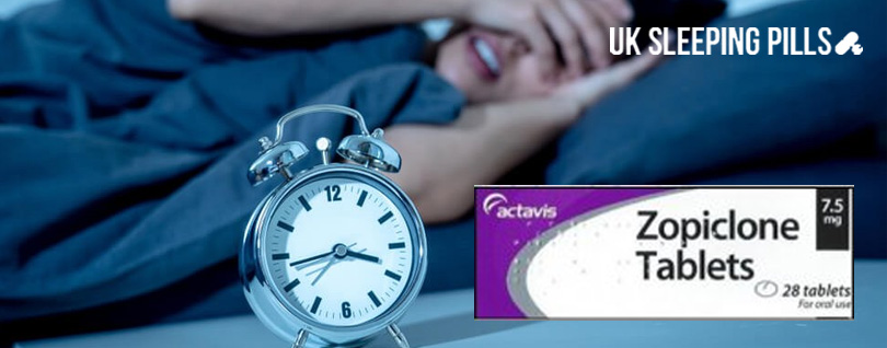 Buy Zopiclone Online for Affordable Insomnia Treatment