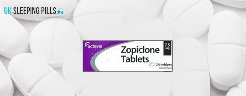 Buy Generic Zopiclone Tablets from Online Pharmacists