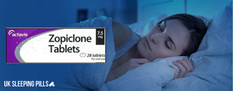 Zopiclone Tablets: Available to Help You Sleep