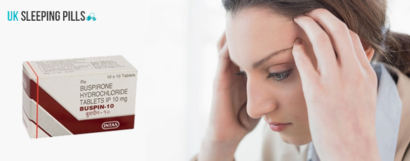 Buspirone Tablets Offer Relief from Anxiety