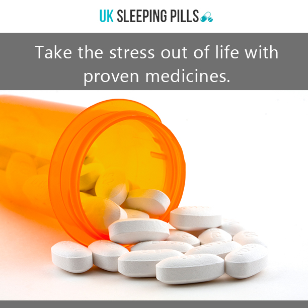 Strong Sleeping Pills Effective In Helping You Overcome Insomnia Effectively